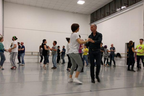 Scuola di balli latino americani a Padova