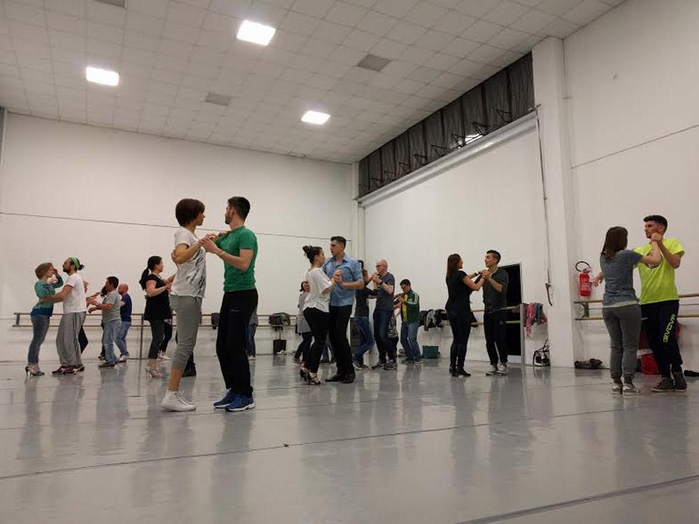 M&M's Salsa scuola di bachata a Padova